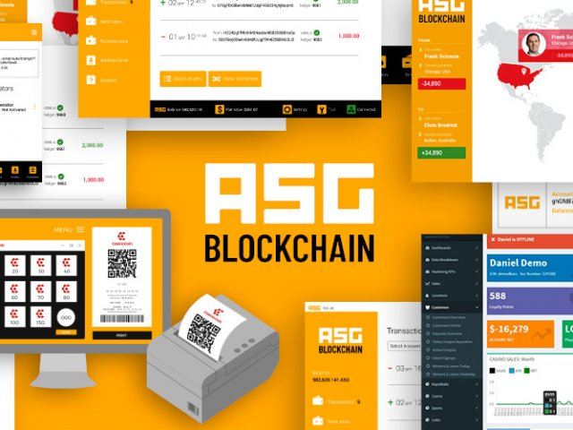 ASG Blockchain Products