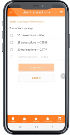 buy transactions